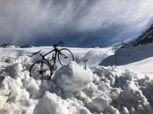 Fahrradtour zum Ötztaler Gletscher